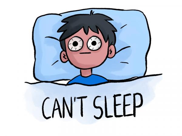 Mất ngủ - dấu hiệu của chứng hay quên