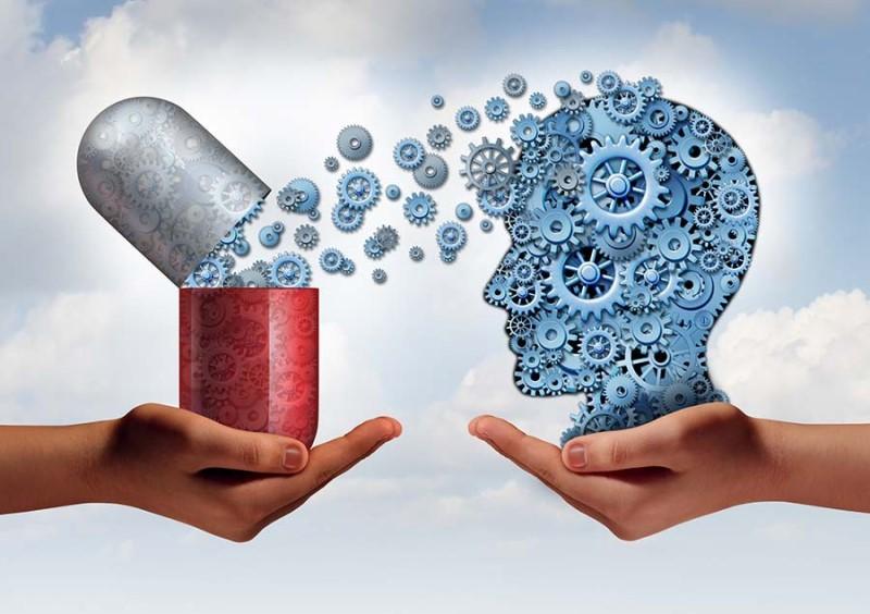 sử dụng thuốc bổ não